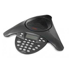 Avaya 1692 IP Conferencia Teléfono - Sin Micrófonos - Reacondicionado