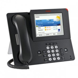 Teléfono IP Avaya 9670G IP - 1 Gigabit - Reacondicionado