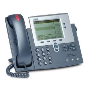 Cisco 7940G IP Sistema Telefónico