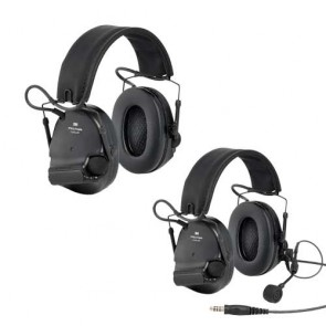Peltor Comtac XPI Folding Headband Headset - Black