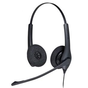 Jabra BIZ 1500 Duo NC USB Headset Binaural Noise Cancelling USB Headset
