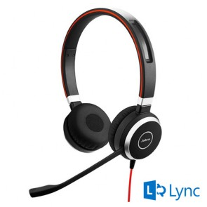 Jabra Evolve 40 3.5mm/USB Stereo Headset
