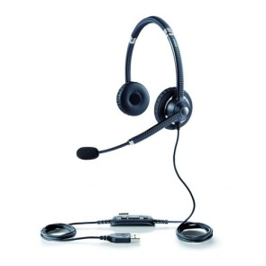 Jabra UC Voice 750 Duo Headset Jabra UC Voice 750 Duo