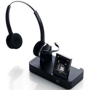 Jabra PRO 9460 Duo Mutliuso Auricular Inalámbrico con Pantalla Táctil