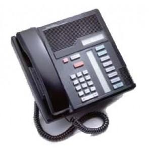 Teléfono Meridian Norstar M7208 - Reacondicionado - Negro