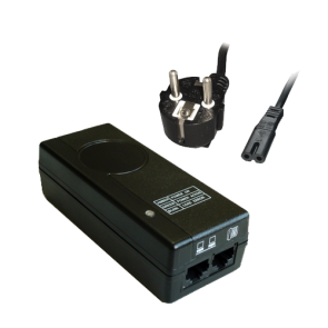 Mitel 5300 48V Ethernet Power Adaptor - EU Plug