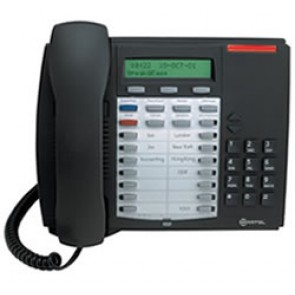 Teléfono Mitel Superset 4025 - Reacondicionado - Gris Oscuro