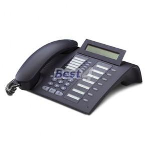 Teléfono Siemens Optipoint 420 Economy - Negro - Reacondicionado