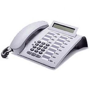 Teléfono Siemens optiPoint 500 Standard - Negro - Reacondicionado