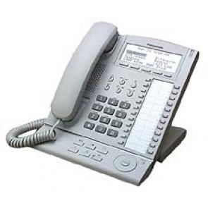 Sistema Telefónico Panasonic KXT7636 - Reacondicionado - Negro