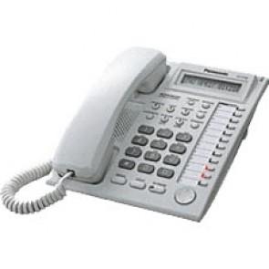 Teléfono Panasonic KXT7730 E - Blanco