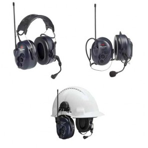 Peltor Litecom Protector auditivo con PTT