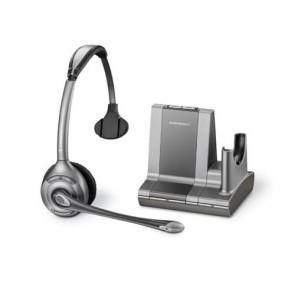 Plantronics Savi Office Monaural Auricular Inalámbrico - WO300/A - Reacondicionado
