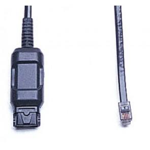 Plantronics HIC 1 Cable Rizado