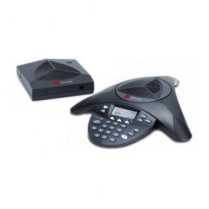 Teléfono de conferencia inalámbrico Polycom SoundStation 2W Basic