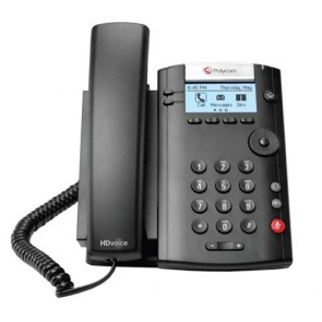 Polycom VVX201 Two Line Business Phone