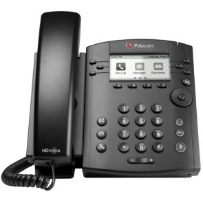 Polycom VVX310 HD Voice Gigabit Phone