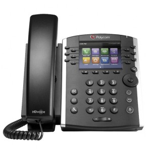 Polycom VVX400 HD Voice Phone