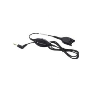 Sennheiser 3.5mm - CALC 01 Cable para teléfonos