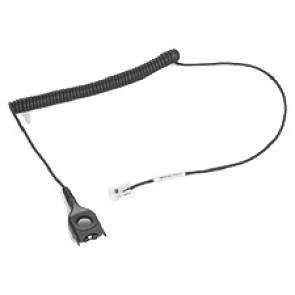 Sennheiser Callmaster V/VI (CSTD 08) Cable para teléfonos