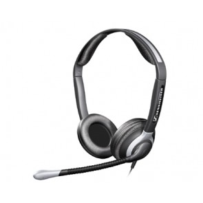 Sennheiser CC550 IP Auriculares para call centers