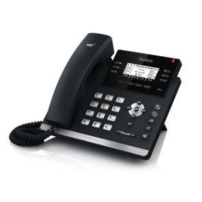 Yealink SIP-T42G Gigabit IP Teléfono con 3 cuentas SIP