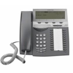 Téléphone Aastra Ericsson Dialog IP 4425 Vision - Gris Clair