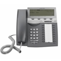 Aastra Ericsson Dialog 4425 IP Vision Telephone - Dark Grey