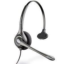 Casque Plantronics D251N Supraplus DIGITAL Monaurale Antibruit