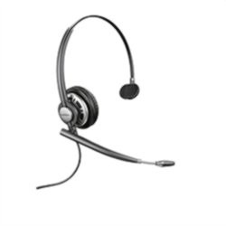 Casque Plantronics HW291N EncorePro Monaural Antibruit - Reconditionné