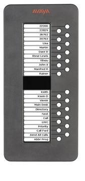 Module d'expansion Avaya 9600 SBM24