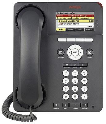 Téléphone Avaya IP 9620C avec Écran Couleur