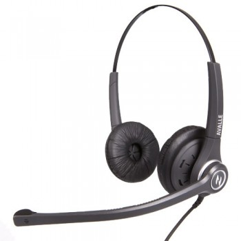 Casque Avalle Defero 2 USB Binaurale