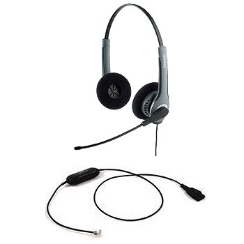 Jabra GN2000 Mono Including GN1200 Smart Cord