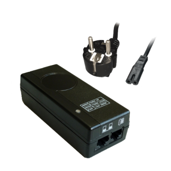 Alimentation Ethernet Mitel 5300 48V - Prise EU