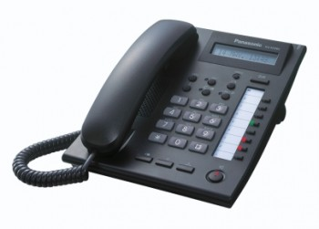 Poste Panasonic KX-NT265 IP Phone - Reconditionné - Noir
