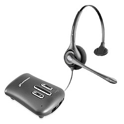 Casque Plantronics DW251N Supraplus Wideband Monaurale Antibruit DIGITAL