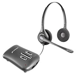 Casque Plantronics DW261N Supraplus Wideband Binaurale Antibruit DIGITAL