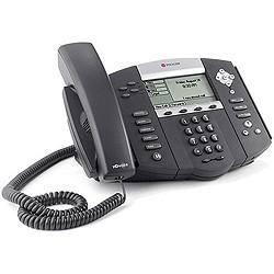 Téléphone Polycom SoundPoint IP 550 HD VoIP