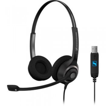 Sennheiser SC260 Binaural USB Headset