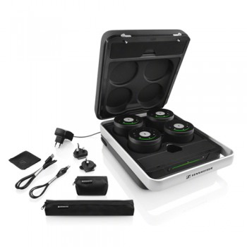 Sennheiser TeamConnect Wireless Conference Solution