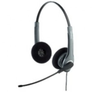 Micro-casque Jabra GN2000 IP Binaurale Wideband