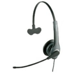 Micro-casque Jabra GN2000 IP Monaurale Wideband - Reconditionné