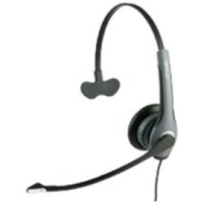 Micro-casque Jabra GN2000 IP Monaurale Wideband Antibruit - Reconditionné