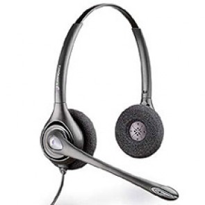 Casque Plantronics D261N Supraplus DIGITAL Binaurale Antibruit