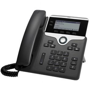 Cisco 7821 SIP Téléphone 2 comptes SIP