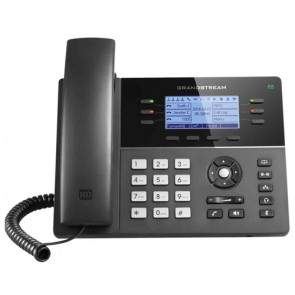 Grandstream GXP1760 IP Téléphone 3 Comptes SIP