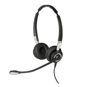 Jabra BIZ 2400 II USB Duo Corded Headset Jabra BIZ 2400 II USB Duo