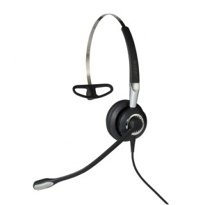 Jabra BIZ 2400 II QD Mono NC Headset Jabra BIZ 2400 II QD Mono