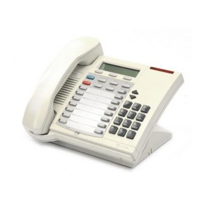 Poste Mitel Superset 4025 - Reconditionné - Blanc